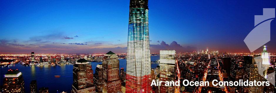 Air and Ocean Consolidators